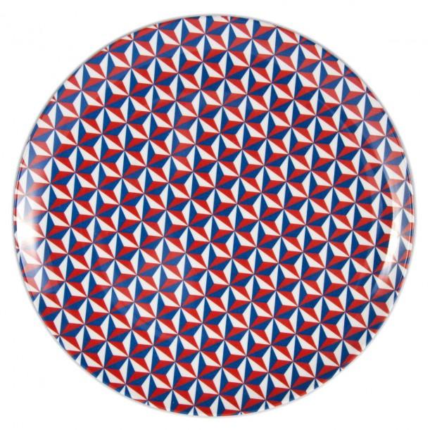Melamine Plate Bintang Bakker