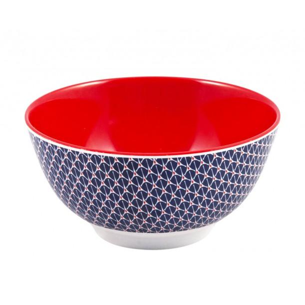 Melamine Bowl Paris Bakker