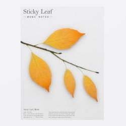 Bloc feuilles Sticky Leaf Automne Studio Appree