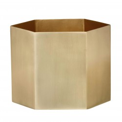 Extra Large Hexagon Pot Ferm Living