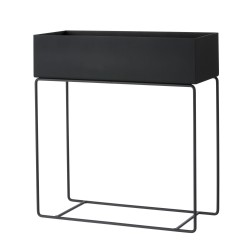 Jardiniere Black Plant Box Ferm Living