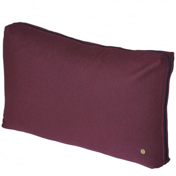 Bordeaux Wool Cushion Ferm Living