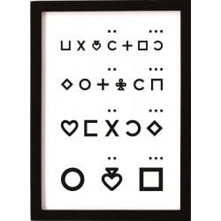 Affiche Signs Oelwein