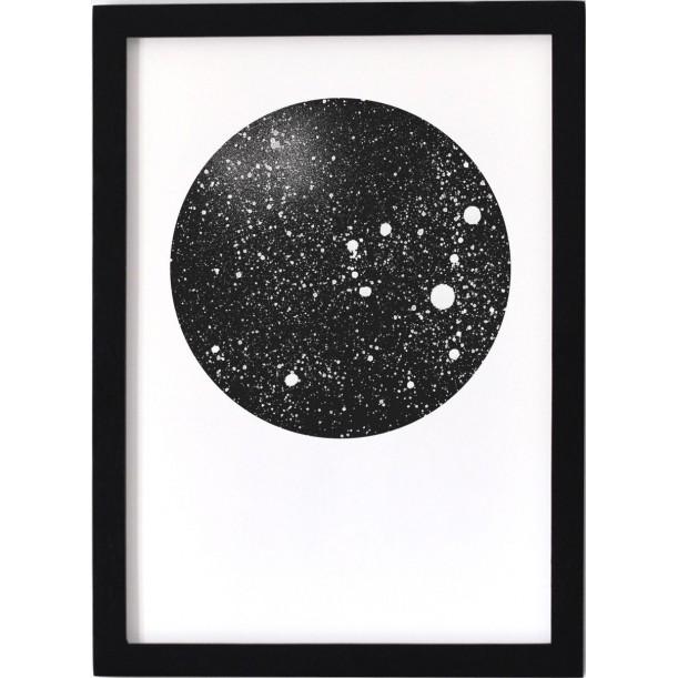 Print Moon Oelwein