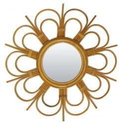 Miroir Vintage Daisy Rotin Bakker