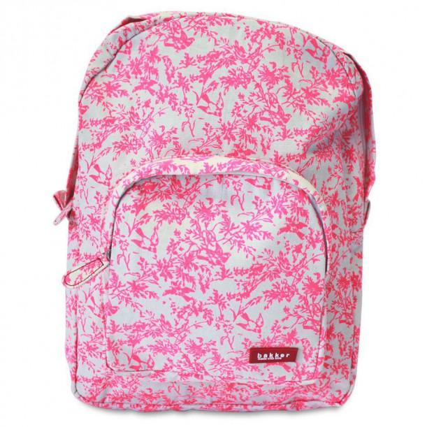 Backpack Grand Jouy Rose Fluo Bakker