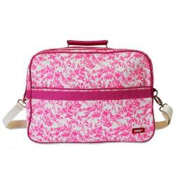 Bag Caravelle Jouy Rose Fluo Bakker