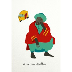 Print Ailleurs by Vivez l'Instant