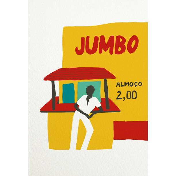 Affiche Jumbo de Vivez l'Instant