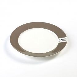 Small Plate Grey 8C Pantone Diam 20 cm Serax