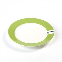 Petite Assiette Plate Pantone Vert Clair 376C Diam 20 cm Serax