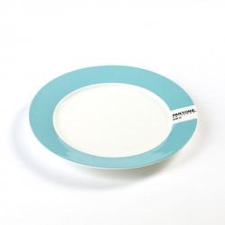 Petite Assiette Plate Pantone Bleu Pâle 630C Diam 20 cm Serax