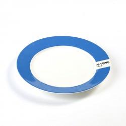 Small Plate Light Blue 7461C Pantone Diam 20 cm Serax