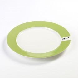 Assiette Plate Pantone Vert Clair 376C Diam 25 cm Serax