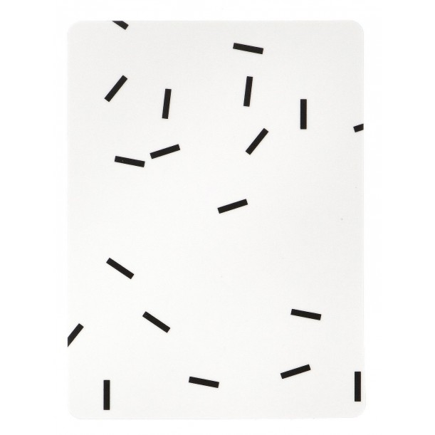 Buttering Board Black Mini Stick Ferm Living