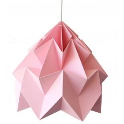 Moth Origami Pendant Pink XL Diam 40 cm Snowpuppe