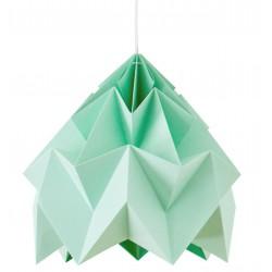 Moth Origami Pendant Mint XL Diam 40 cm Snowpuppe