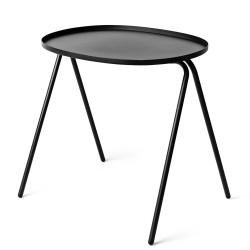 Afteroom Black Side Table Menu