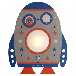 Rocket Nightlight by Modern Moose